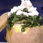 La Prova del Cuoco - Gratin di patate con burrata e cicoria ricetta Cesare Marretti