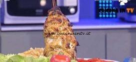 La Prova del Cuoco - Kebab di pollo ricetta Andrea Mainardi