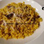 Cotto e mangiato - Orzo alla curcuma con pomodori secchi e pecorino di Amatrice ricetta Tessa Gelisio