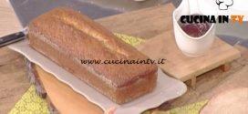 La Prova del Cuoco - Pan di banane ricetta Anna Moroni