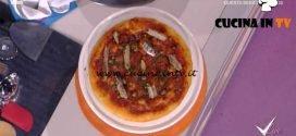 Detto Fatto - Pizza sardenaira ricetta Gianfranco Iervolino