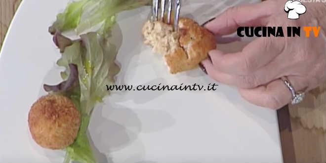 La Prova del Cuoco - Polpette di pollo fritte ricetta Marco Bottega