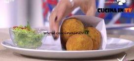Detto Fatto - Polpette fish and chips ricetta Dario Tornatore