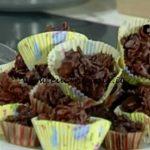 Domenica In - Rose di cioccolato ricetta Benedetta Parodi