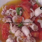 La Prova del Cuoco - Julienne di seppie alla marinara ricetta Renato Salvatori