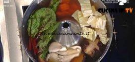 La Prova del Cuoco - Shabu shabu di manzo ricetta Hirohiko Shoda