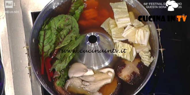 Prova del Cuoco   Shabu shabu di manzo ricetta Shoda