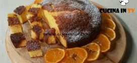 Cotto e mangiato - Torta al profumo di mandarino ricetta Tessa Gelisio