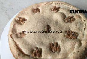 Cotto e Mangiato | Torta della nonna alle noci ricetta Tessa Gelisio