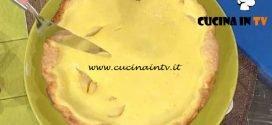 La Prova del Cuoco - Torta di formaggio e pere ricetta Alessandra Spisni