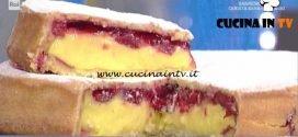 La Prova del Cuoco - Pasticciotti con crema pasticcera e amarene ricetta Sal De Riso
