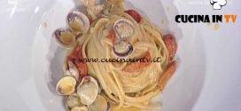 La Prova del Cuoco - Trenette ai lupini con ricci di mare ricetta Gianfranco Pascucci