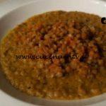 Cotto e mangiato - Vellutata di lenticchie ricetta Tessa Gelisio