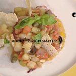 La Prova del Cuoco - Caponata classica ricetta Katia Maccari