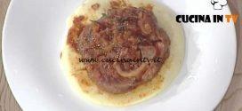 La Prova del Cuoco - Ossobuchi in umido con purea di patate ricetta Riccardo Facchini