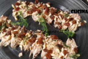 Cotto e Mangiato | Alici in finto beccafico ricetta Tessa Gelisio