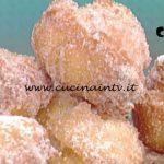 La Prova del Cuoco - Frittelle di San Giuseppe ricetta Anna Moroni
