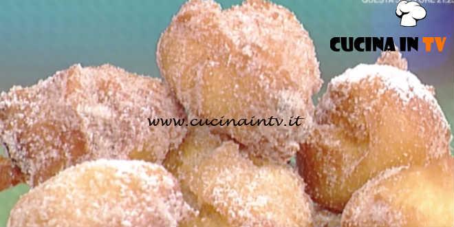 Prova del Cuoco | Frittelle di San Giuseppe ricetta Moroni