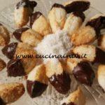 Cotto e mangiato - Biscotti al cocco e cioccolato ricetta Tessa Gelisio