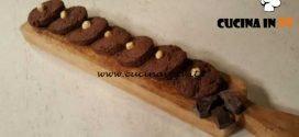 Cotto e mangiato - Biscottoni nocciole e cioccolato ricetta Tessa Gelisio