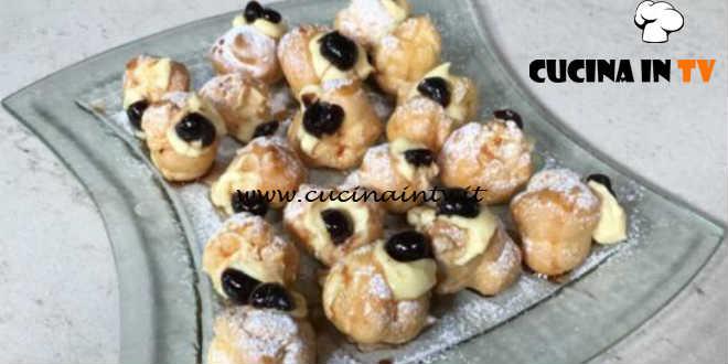 Cotto e Mangiato | Bocconcini di San Giuseppe ricetta Tessa Gelisio