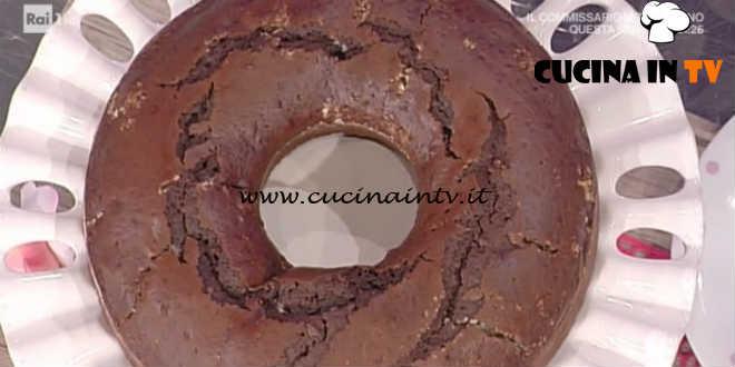 La Prova del Cuoco - Ciambellone cioccolato e cocco ricetta Anna Moroni