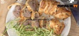 La Prova del Cuoco - Cosciotto di agnello ripieno in crosta ricetta Anna Moroni