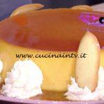 La Prova del Cuoco - Creme caramel e lingue di gatto ricetta Sal De Riso