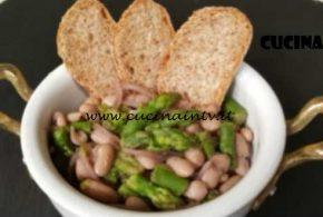 Cotto e Mangiato | Fagioli ubriachi con asparagi ricetta Tessa Gelisio