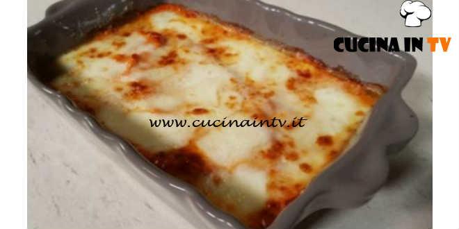 Cotto e mangiato - Gnocchi alla sorrentina ricetta Tessa Gelisio