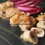 Cotto e mangiato - Involtini di pollo e radicchio ricetta Tessa Gelisio