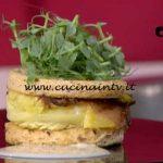 Detto Fatto - Involtini di verza vegetariani ricetta Ilario Vinciguerra