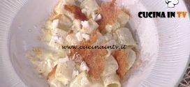 La Prova del Cuoco - Mezzemaniche ai 4 formaggi ricetta Natale Giunta