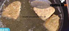 La Prova del Cuoco - Mozzarella in carrozza con pan brioche ricetta Renato Salvatori