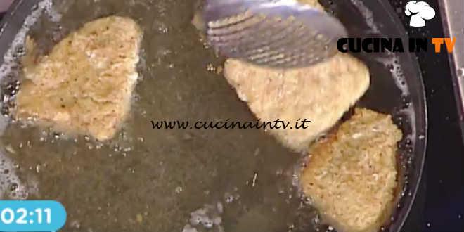 Prova del Cuoco   Mozzarella in carrozza con pan brioche ricetta Salvatori