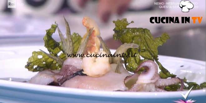 Detto Fatto | Nella pancia del calamaro ricetta Ilario Vinciguerra