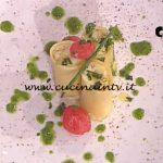 La Prova del Cuoco - Paccheri ripieni con patate e provola affumicata ricetta Marco Bottega