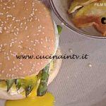 La Prova del Cuoco - Panino con uova e asparagi ricetta Gian Piero Fava