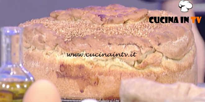 La Prova del Cuoco - Panone al sesamo ricetta Sergio Barzetti