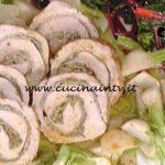 La Prova del Cuoco - Petto di tacchino agli aromi ricetta Luisanna Messeri