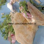 La Prova del Cuoco - Piadina con mortadella patate robiola e rucola ricetta Mauro Improta