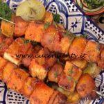 La Prova del Cuoco - Pinchitos diabla ricetta David Povedilla
