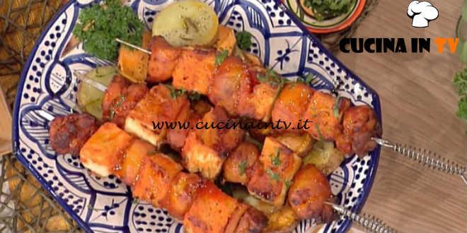 Prova del Cuoco | Pinchitos diabla ricetta Povedilla
