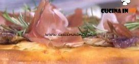 Detto Fatto - Pizza bufala radicchio e speck ricetta Gianfranco Iervolino