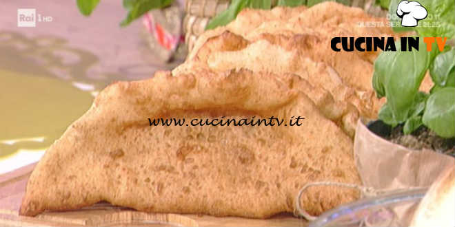 La Prova del Cuoco - Pizza fritta tortano napoletano ricetta Gino Sorbillo
