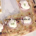 La Prova del Cuoco - Pizza imbottita fantasia di fior di latte ricetta Gino Sorbillo