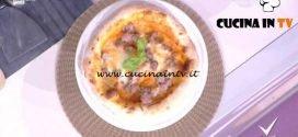 Detto Fatto | Pizza peperoni e salsiccia ricetta Vincenzo Capuano