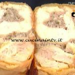 La Prova del Cuoco - Pollo in porchetta ricetta Andrea Mainardi