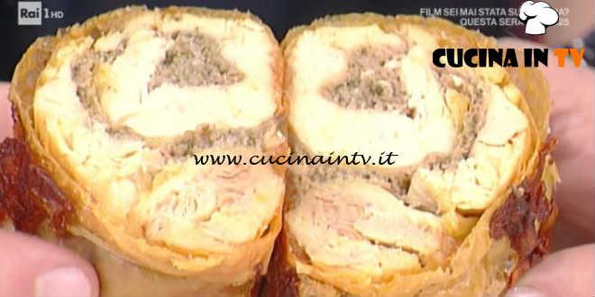 Prova del Cuoco | Pollo in porchetta ricetta Mainardi
