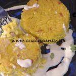 La Prova del Cuoco - Riso al salto con salame provola e salsa al parmigiano ricetta Mauro Improta
